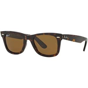 Ray Ban TORTOISE  Polarized Sunglasses RB2140
